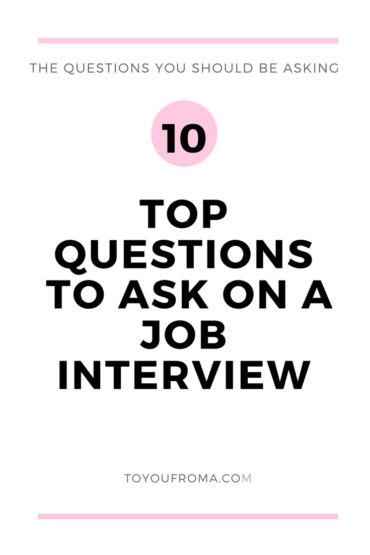 questions to ask interviewer questions for interviewer