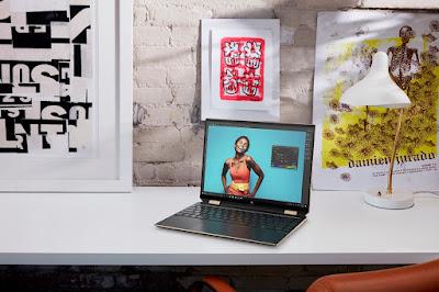 Laptop Sultan HP Spectre x360 14 Resmi Meluncur