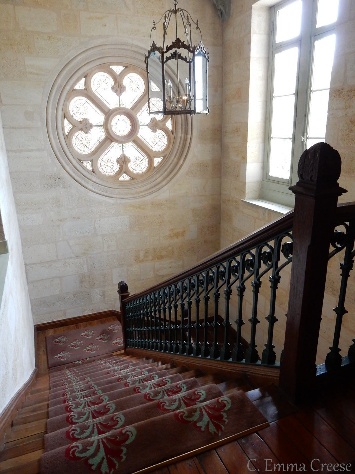 Chateau Pape Clement - a dream experience in Bordeaux