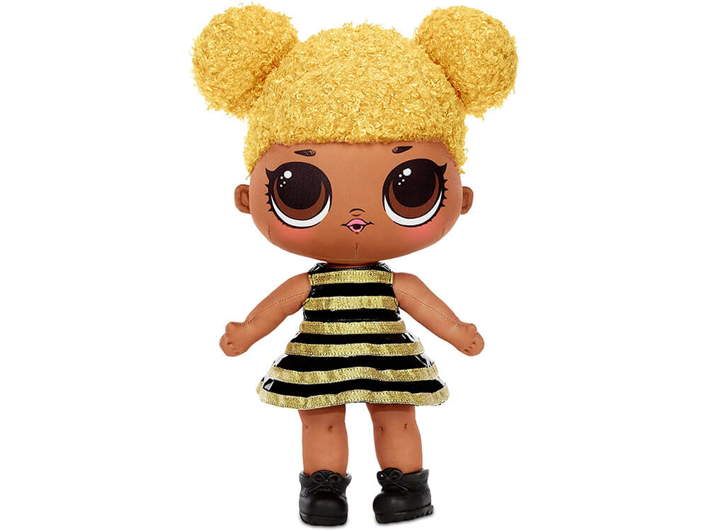 Мягкая кукла L.O.L. Surprise Queen Bee Soft Plush Doll 2020