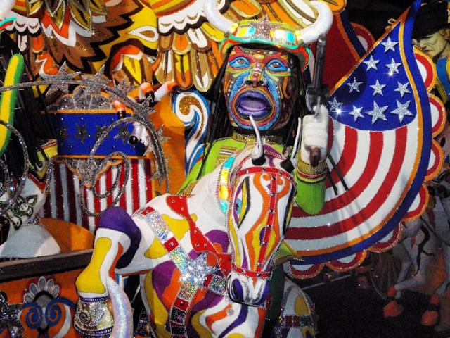 Miami-Bahamas Goombay Festival em Miami