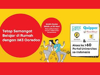 Apa Itu Paket Kuota Edukasi Indosat Oreedoo