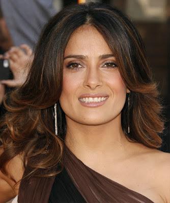Actress Salma Hayek Letest new Hairstyles 2019