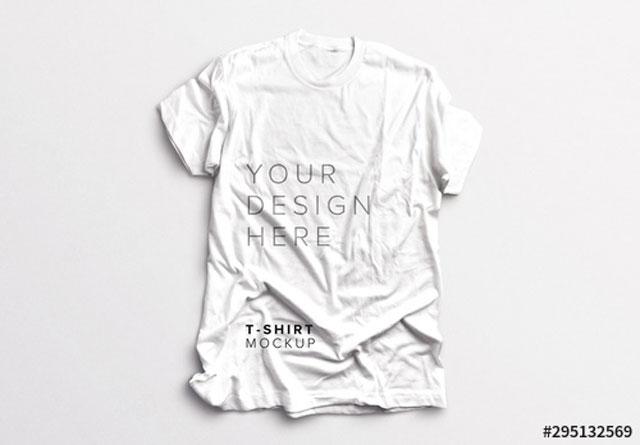 T-shirt Mockup  295132569