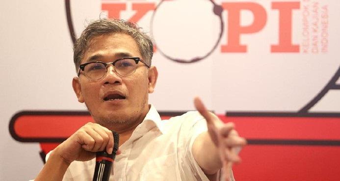 Budiman Sudjatmiko Bicara Soal 'Dalang' Covid-19, PD: Semua Ini Berawal dari Duit Rp72 Miliar Jokowi!