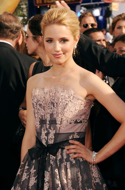 Dianna Agron Hot Pics and Bio
