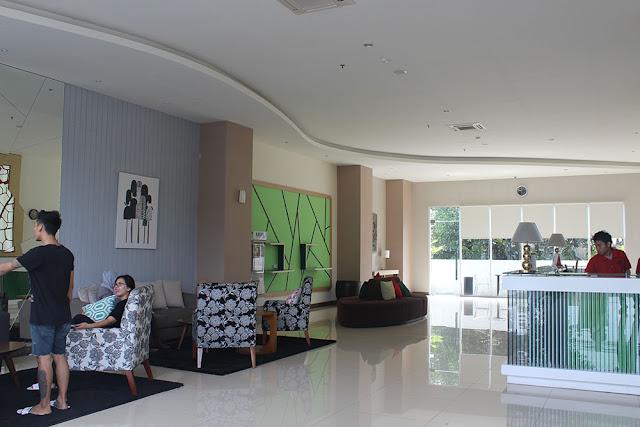 Menikmati Sunrise dari Hotel Agria Bogor