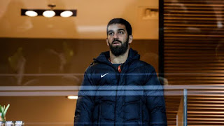 Arda Turan releases letter to avoid row at Galatasaray