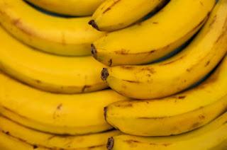 pisang, narkoba, paket