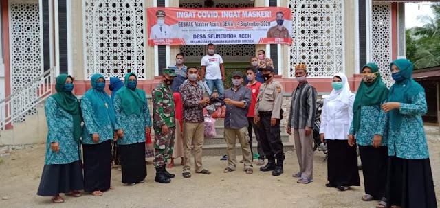 Desa Seuneubok Aceh