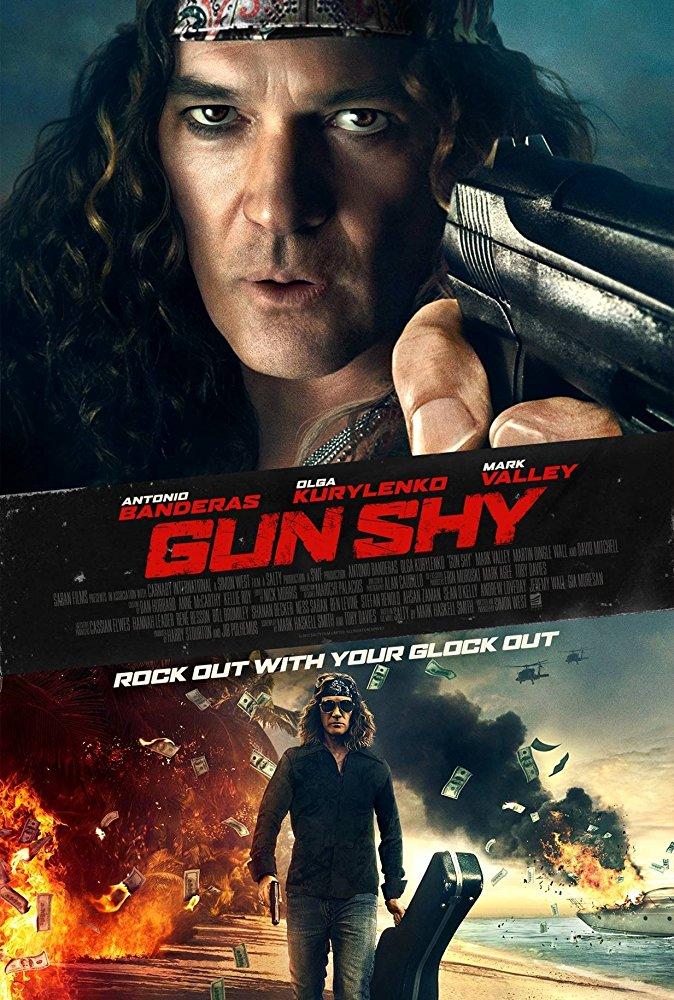 Gun Shy: Salty (2017)