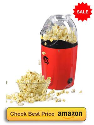 Quick Popcorn Machine