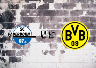 Paderborn vs Borussia Dortmund  Resumen y Partido Completo