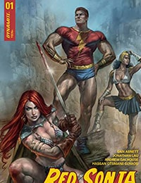 Red Sonja: The Super Powers