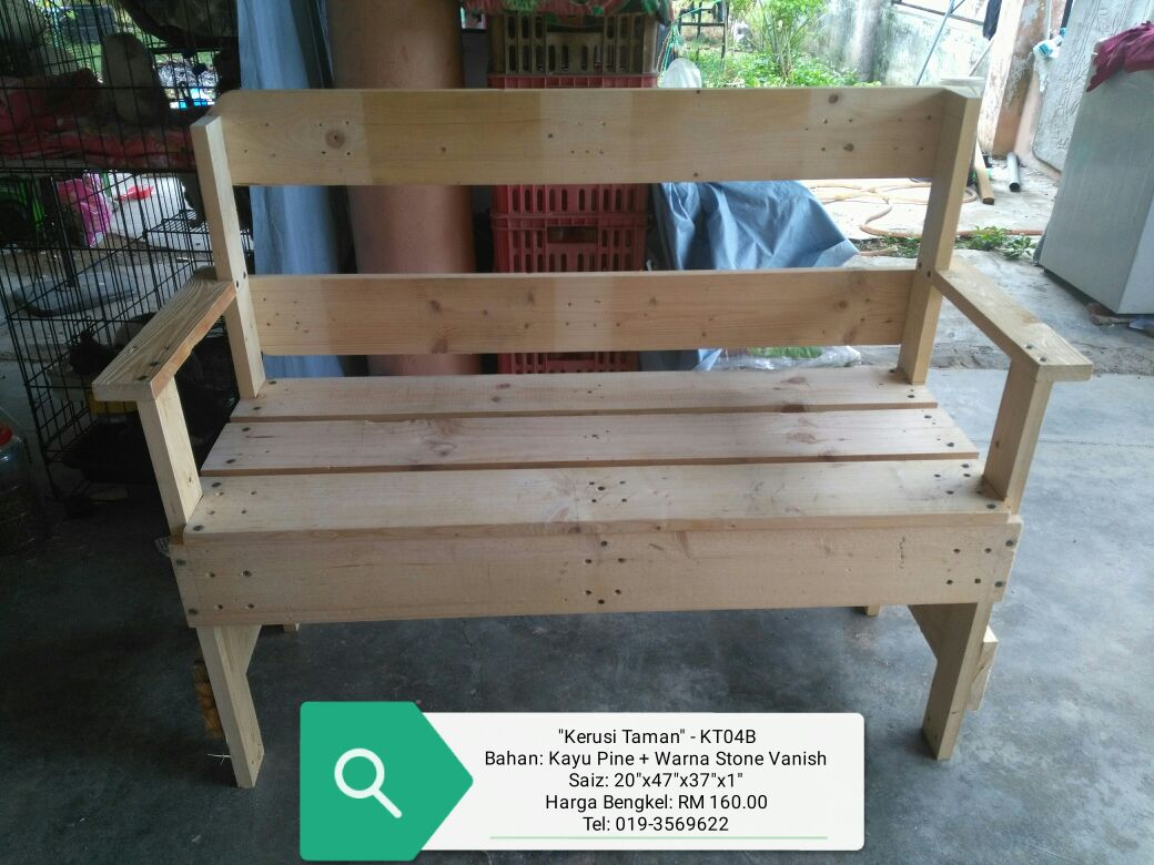 Pine Pallet Furniture 2017
