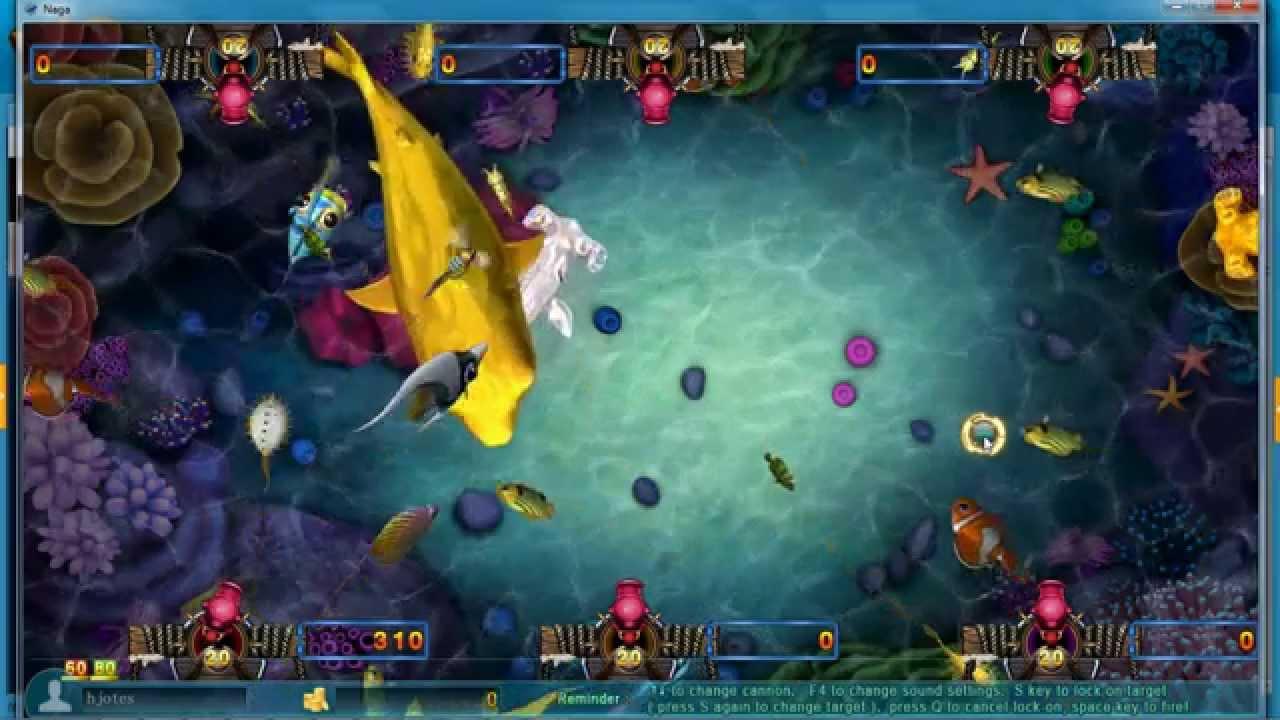 Namun, untuk menembak seluruh ikan supaya menjadi koin emas. Di Judi temnaik Ikan Online jangan ...