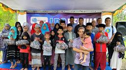 Sambut Ramadhan, LBC Peduli dan Berbagi Salurkan Bantuan untuk Anak Yatim dan Kaum Dhuafa