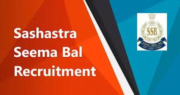 SSB Head Constable Recruitment 2021 – 115 Vacancy, Apply Online