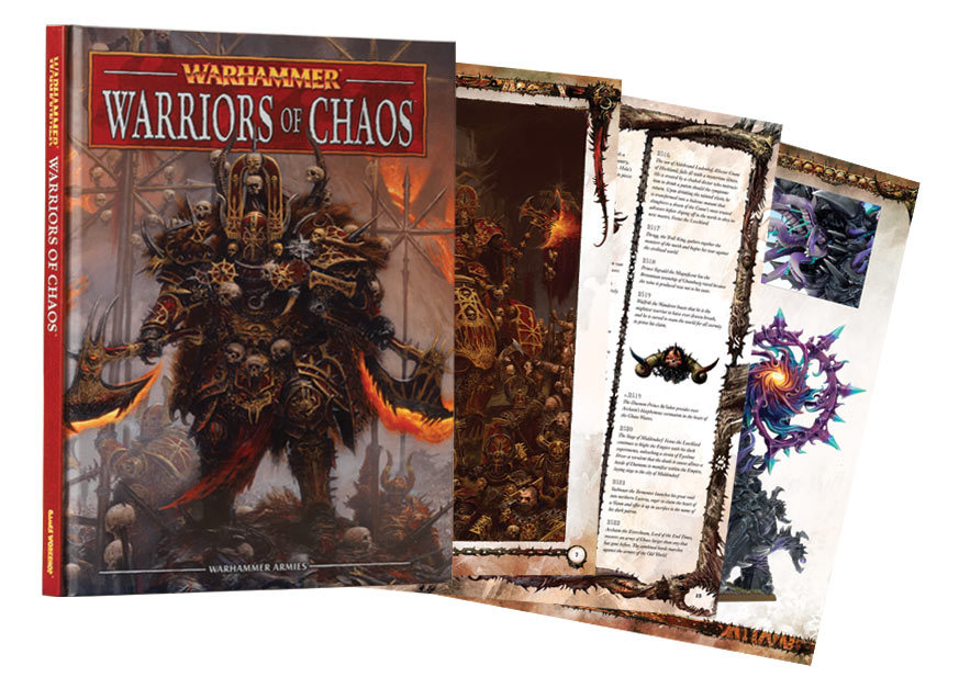 Warhammer Fantasy Warriors Of Chaos Thoughts Wargaming Hub