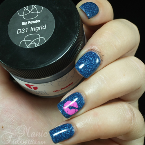 Revel Nail Acrylic Dip Powder In D31 Ingrid