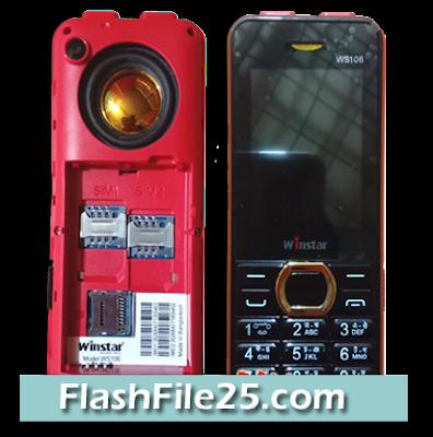 Winstar WS106 Firmware Flash File