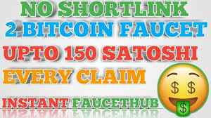 Bitcoin Faucet instant Payout instant Satoshi Faucet List 2019