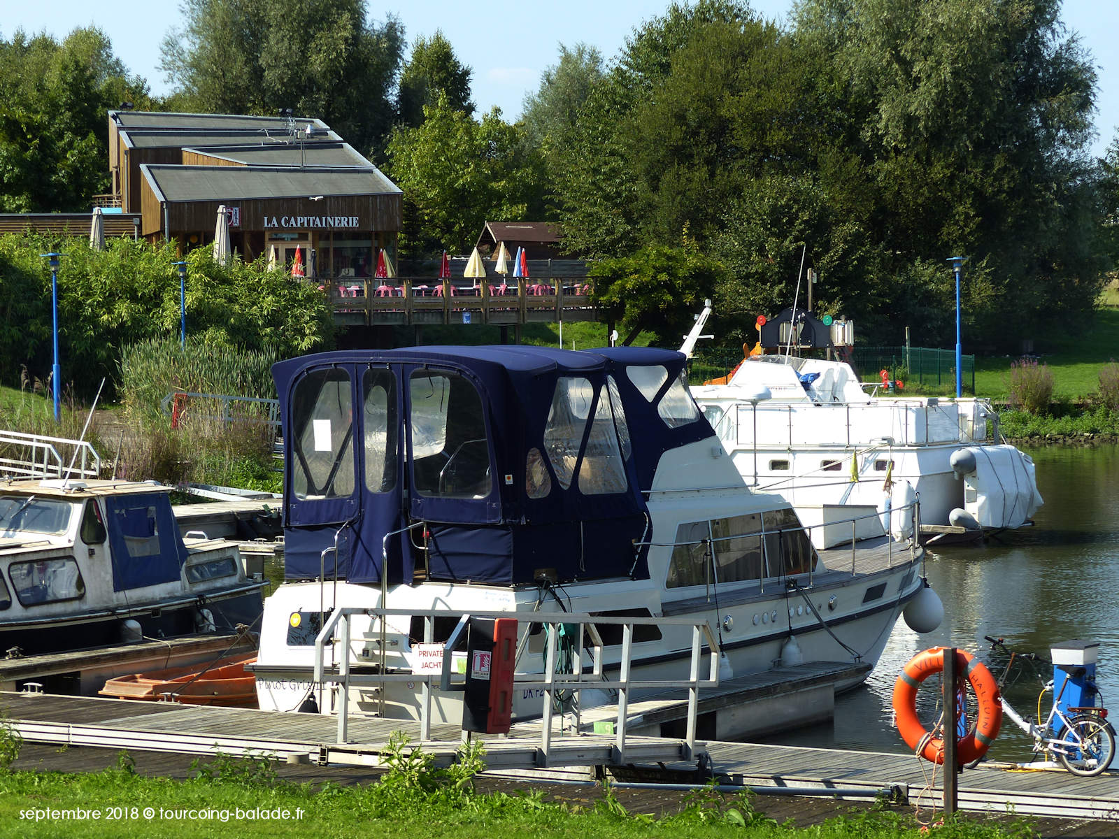 Port de Plaisance d'Halluin-Menin