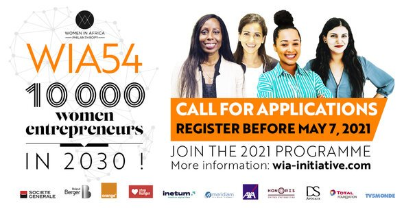 Women in Africa (WIA) Young Leaders Programme 2021