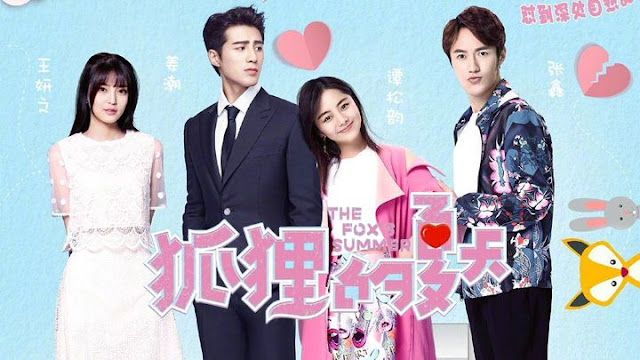 Download Drama Cina The Fox's Summer Batch Subtitle Indonesia