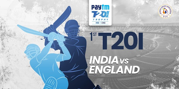 How To Watch India vs England Match Live