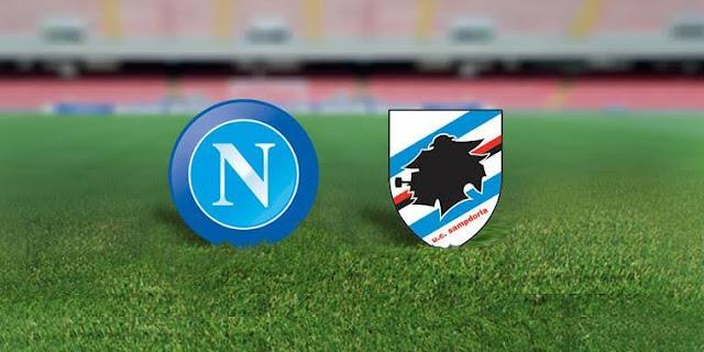 مشاهدة مباراة نابولي وسامبدوريا بث مباشر