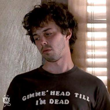 Gimme Head Til I'm Dead Revenge Of The Nerds Booger.  PYGear.com