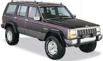 Mobil Jeep Cherokee