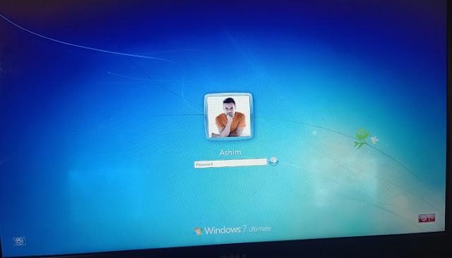 reset forgotten laptop or desktop password