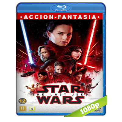 Star Wars Episodio VIII Los Ultimos Jedi (2017) BRRip Full 1080p Audio Trial Latino-Castellano-Ingles 5.1
