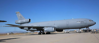 KC-10A Jet Tanker