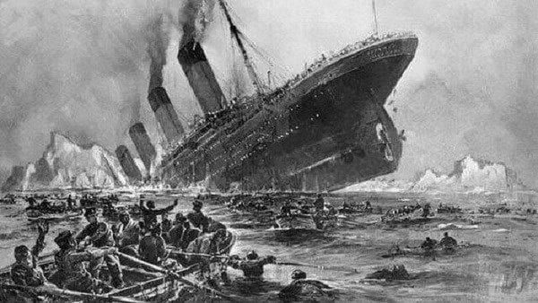 دراسة: ظاهرة كونية تسببت بغرق سفينة تيتانيك الشهيرة