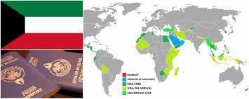 الدول التي يدخلها الكويتي بدون فيزا