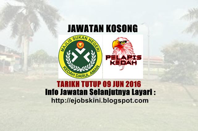 Jawatan Kosong Unit Sukan Prestasi Tinggi Negeri Kedah (USPTN)