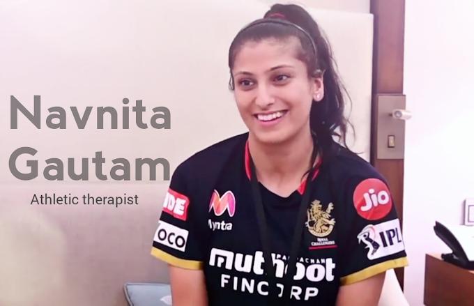 Navnita Gautam [ RCB therapist ] - age , wiki , salary , height, everything about navnita Gautam