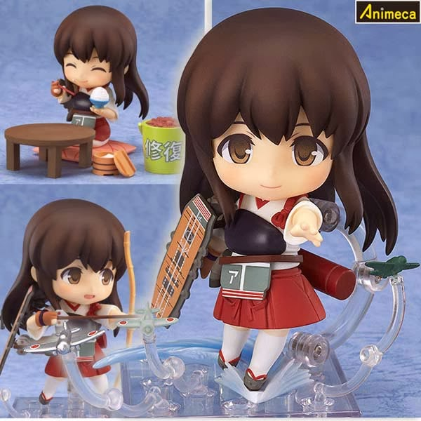 AKAGI KanColle NENDOROID FIGURE Kantai Collection GOOD SMILE COMPANY