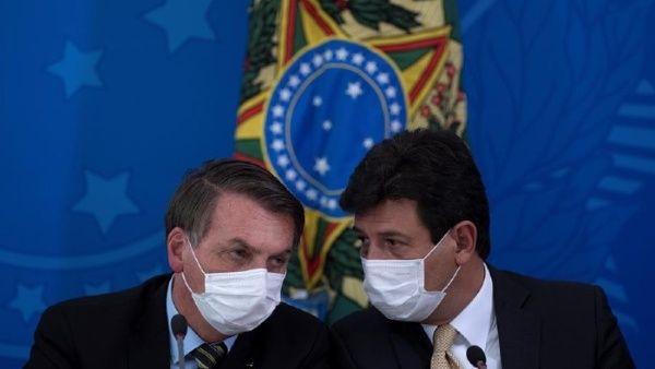 Bolsonaro deroga medida provisoria de cese de pago de salarios