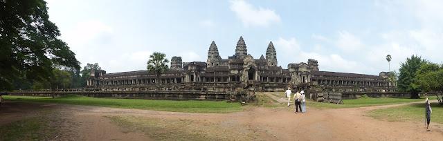 Entrada Este de Angkor Wat