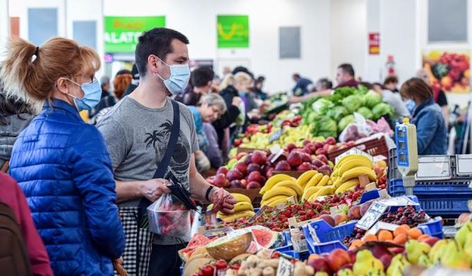 A kormány több, mint nyolcmilliárd forintból fejleszti a békéscsabai piacot