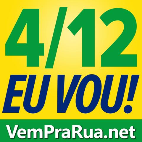 imagem para Twitter, face 4-12 manifestação amarela