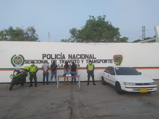 hoyennoticia.com, Los  pillaron con dos kilos de coca