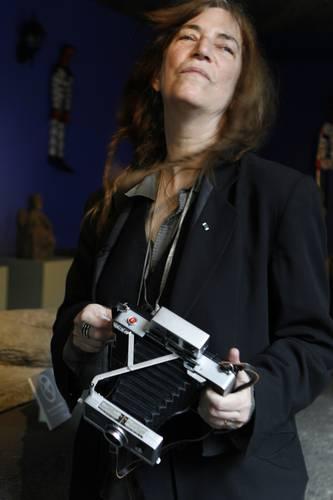 freakziones y otras peñalozadas: Patti Smith en El Plaza