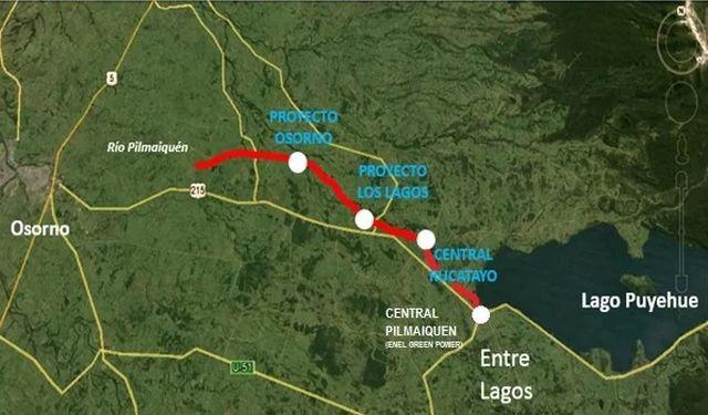 Tribunal acogió reclamación de comunidades indígenas contra el SEA por proyecto Central Hidroeléctrica Osorno