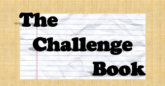 The Challenge Book: The Item Of The Day