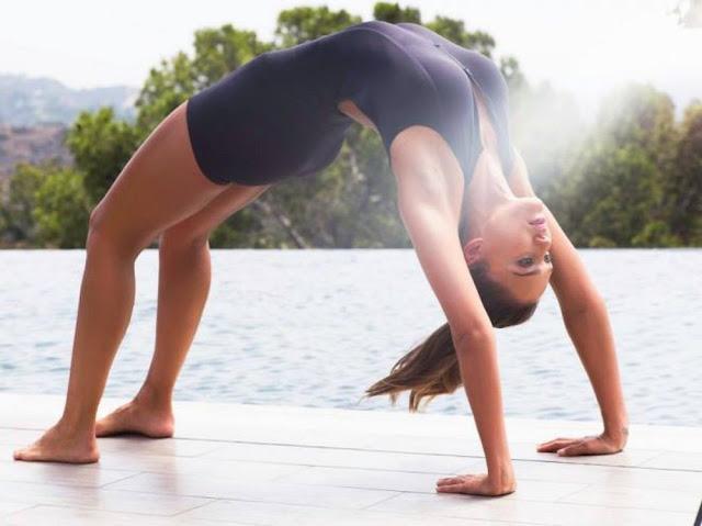 3. TẬP Uốn ngược giúp tăng chiều cao